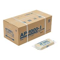 因幡 エアコンシールパテ 1kg アイボリー AP-1000-I 1個