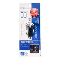 多摩電子工業 USBカーチャージャー 1A TK41UK ブラック