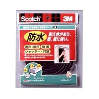 3M スコッチ(R) すき間ふさぎ 防水ソフトテープ EN-77