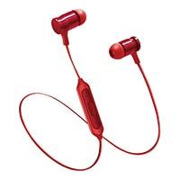 オズマ Bluetooth ステレオイヤホンマイク 赤