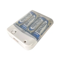 オズマ 乾電池充電器 単三×4本