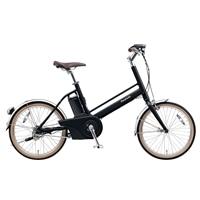 【自転車】【全国配送】《パナソニック》電動自転車 Jコンセプト 20インチ ブラック【別送品】