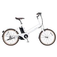 【自転車】【全国配送】《パナソニック》電動自転車 Jコンセプト 20インチ ホワイト【別送品】