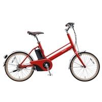 【自転車】【全国配送】《パナソニック》電動自転車 Jコンセプト 20インチ レッド【別送品】