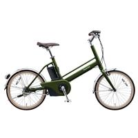 【自転車】【全国配送】《パナソニック》電動自転車 Jコンセプト 20インチ グリーン【別送品】
