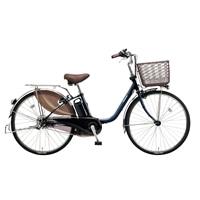 【自転車】【全国配送】ビビ・DX内装3段足も灯4-LEDビームランプ24インチUSブルー【別送品】