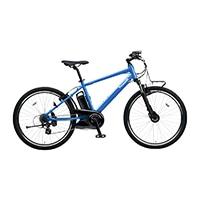 【自転車】【全国配送】《パナソニック》ハリヤ 26インチ フラッシュアクア【別送品】