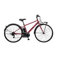 【自転車】【全国配送】《パナソニック》ベロスター 27インチ ワインレッド【別送品】