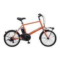 【自転車】【全国配送】《パナソニック》ベロスター・ミニ 20インチ メタリックオレンジ【別送品】
