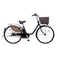 【自転車】《パナソニック》電動自転車 ビビ・DX 24インチ ブルー【別送品】