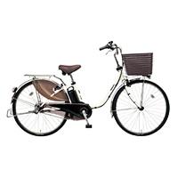 【自転車】《パナソニック》電動自転車 ビビ・DX 24インチ ホワイト【別送品】