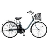【自転車】《パナソニック》電動自転車 ビビ・YX 26インチ グレー【別送品】