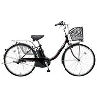 【自転車】《パナソニック》電動自転車 ビビ・YX 26インチ ブラウン【別送品】
