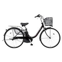 【店舗限定】【自転車】《パナソニック》 電動アシスト自転車 ビビ・YX 26型 内装3段 スパークブラウン