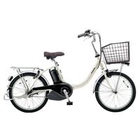 【自転車】《パナソニック》電動アシスト自転車 VIVI ビビ・L・20 20インチ ウォームシルバー