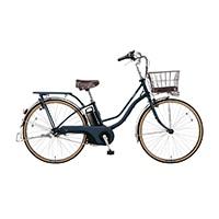 【自転車】《パナソニック》 電動アシスト自転車 TIMO ティモ・I 26型 マットネイビー