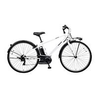 【自転車】《パナソニック》 電動アシスト自転車 VELO-STAR ベロスター 700C クリスタルホワイト