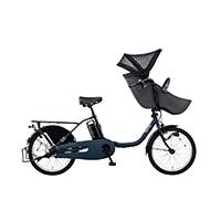 【自転車】《パナソニック》 電動アシスト自転車 Gyutto ギュット・クルームR・DX 20型 マットネイビー