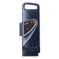 《パナソニック》電動アシスト自転車用バッテリー 8.9Ah ブラック [NKY450B02B]