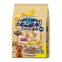 グラン・デリ成犬用角切りチーズ1.8kg