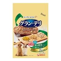 グラン・デリ カリカリ仕立て 成犬用 低脂肪 彩り野菜入りセレクト 1.6kg