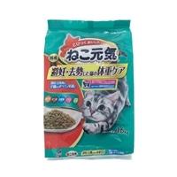 ねこ元気 避妊・去勢した猫の体重ケア 1.6kg