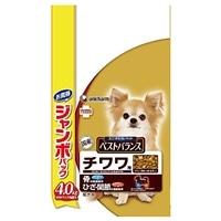 ベストバランスチワワ 成犬用4kg