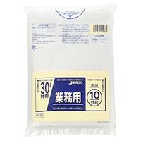 【ケース販売】PL38 重量物対応袋 20L 透明 300枚(10枚入×30冊)【別送品】