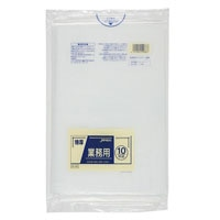 業務用ポリ袋 重量物対応 80L 透明 10枚