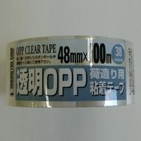 【数量限定】透明OPPテープ38μ 48mm×100m 1個