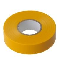 ビニールテープ 黄 19mm×20m