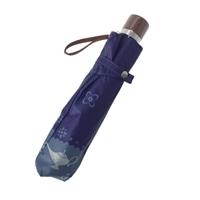 晴雨兼用 折傘 遮光遮熱 ジャスミン 55cm