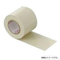 関東器材非粘着テープ50mmアイボリー/CT-5018I