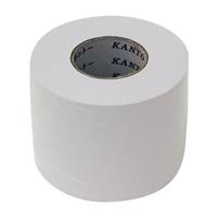 関東器材非粘着テープ50mm白/CT-5018W