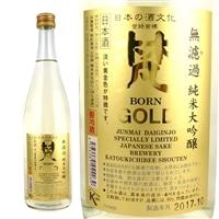 梵 純米大吟醸 GOLD 720ml <クール便>【別配送】