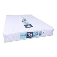 カラー コピー用紙 B4(ブルー)1束500枚