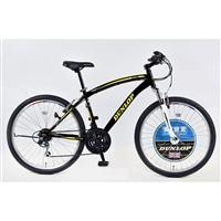 【自転車】《ダンロップ》26ATB ゲール ブラック【別送品】