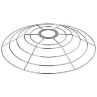 【trv・数量限定】《GENERAL》ワイヤーペンダントシェード36cm シルバー