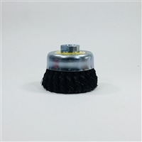 サンパワー カップブラシヒネリCN-23 90mm