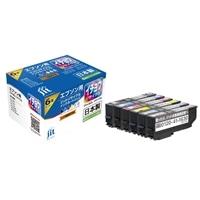 エプソン EPSON イチョウ ITH-6CL 6色パック 対応 ジットリサイクルインク