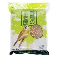 野鳥のまき餌 4kg