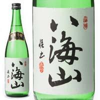 【数量限定】八海山 純米吟醸 720ml【別送品】