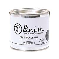 ノルコーポレーション OA-GRM-2-1 G.r.i.m. Gel Air Freshener WHITEMUSK
