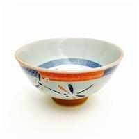 茶碗(小) 市松トンボ
