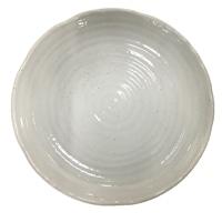 粉引釉 9.7 大皿