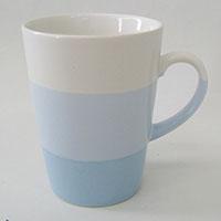 マグカップ スリートン(ブルー) 250ml