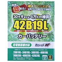 【数量限定】GREENバッテリー 42B19L【別送品】