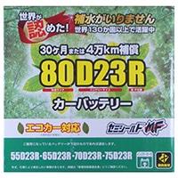 【数量限定】ブロードバッテリー 80D23R【別送品】