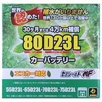 【数量限定】ブロード GREENバッテリー 80D23L【別送品】
