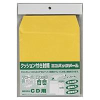 クッション付き封筒 エコパックメール No.7 CD用 1枚
